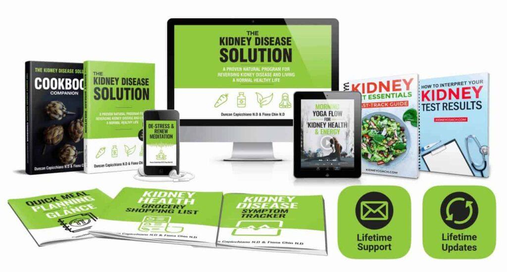 Kidney Disease Solution Reviews