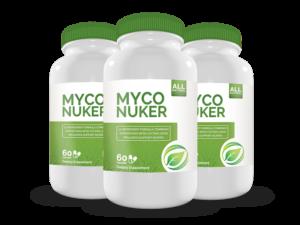 Organic Fungus Myco Nuker Supplement